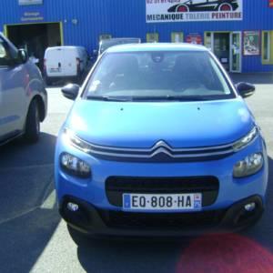 Citroën C3 FEEL BUSINESS 16 HDI 100 CV C3