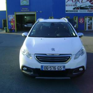 Peugeot 2008 16 HDI 92 CV BUSINESS PACK 2008