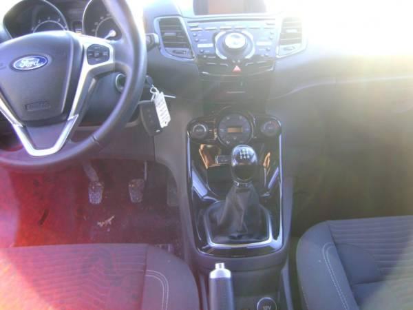 Ford Fiesta 10I ECOBOOST 100 CV TITANIUM Fiesta