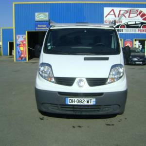 Renault Trafic L1 H1 EXTRA 20 DCI 115 CV Trafic