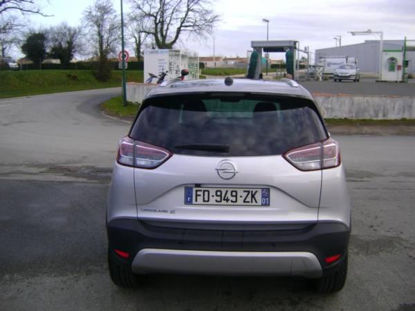 Opel Crossland X CROSSLANDX DESIGN 120 ANS 12I BOITE AUTO 110 CV Crossland X